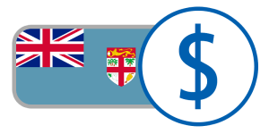 buy currency online flag fiji dollar union jack blue crest