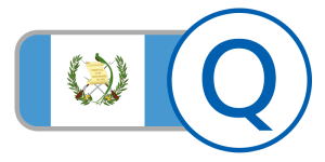 buy currency online flag guatemala quetzal blue white crest