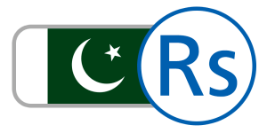 buy currency online flag pakistan rupee green white crescent moon star