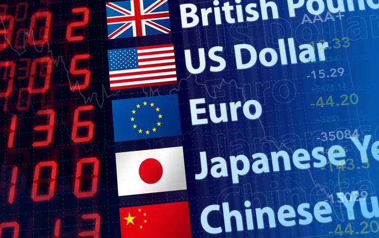 currency exchange us dollar euro yen